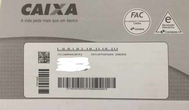 Extrato FGTS Caixa