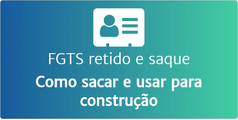 FGTS retido