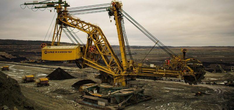 Máquina de mineração