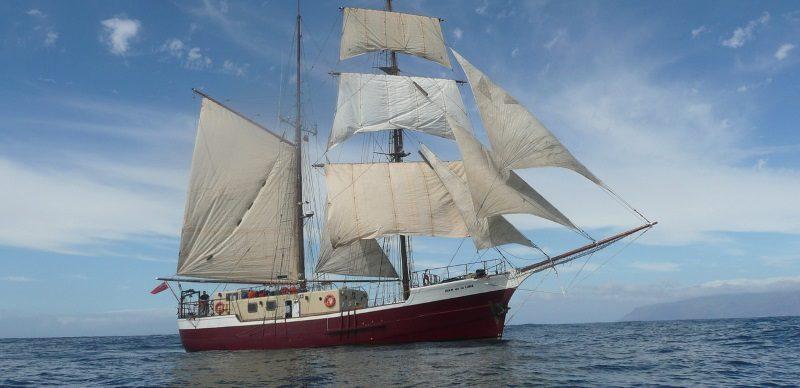 navio do mar