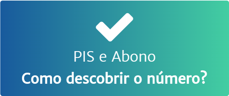 Número do PIS