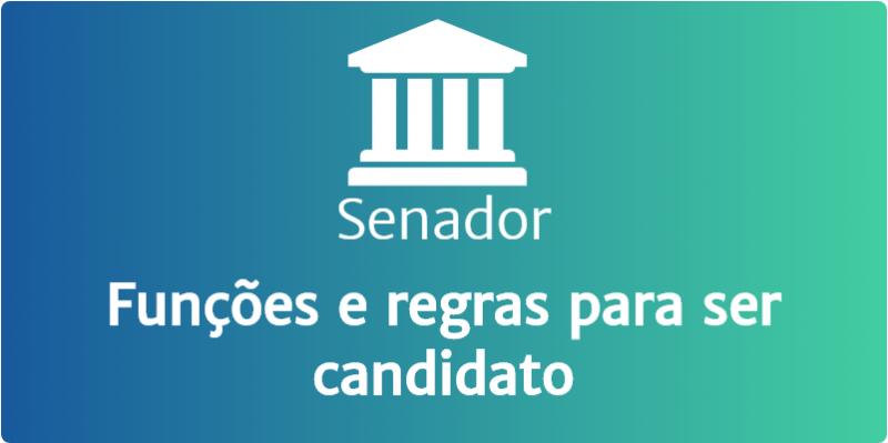 Cargo de Senador