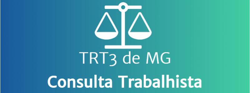 TRT 3 de MG